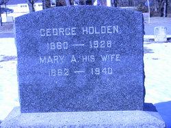 George Holden