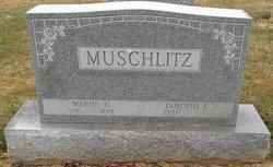 Dorothy E <i>McCarthy</i> Muschlitz