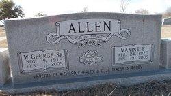 Maxine E. Allen