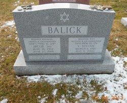 Jacob Jay Balick