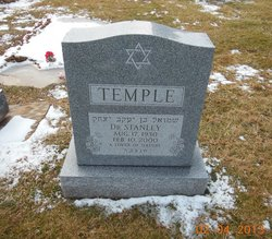 Dr Stanley Temple