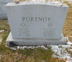 Hyman Portnoy