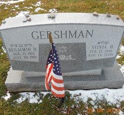 Benjamin H. Gershman