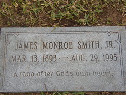 James Monroe Bo Smith, Jr