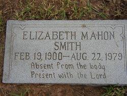 Elizabeth Tennessee Mahon