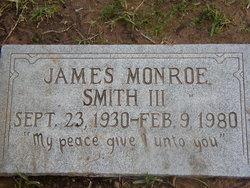 James Monroe Smith, III