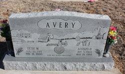 Alonzo D Avery