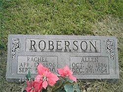 Rachel Hannah <i>Wilson</i> Roberson