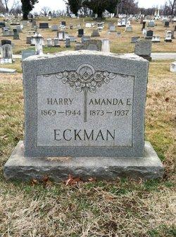 Harry Eckman