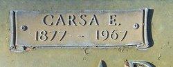 Carsa E <i>Ridgeway</i> Adams