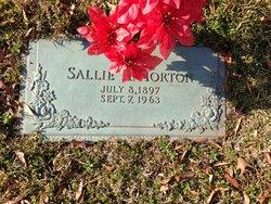 Sallie R Horton