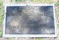 Anna Davis <i>Miller</i> Fales