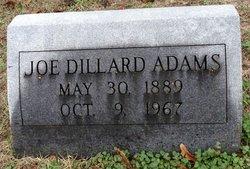 Joe Dillard Adams
