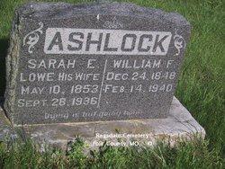 William Francis Ashlock