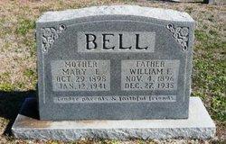 Mary Eliza <i>Frazier</i> Bell
