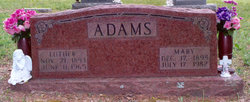 Luther Adams