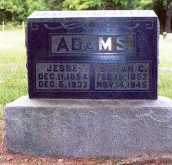 Sarah C. <i>Albright</i> Adams