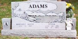 Lester Adams