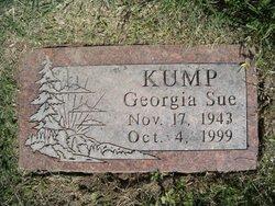 Georgia Sue <i>Walker</i> Kump