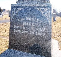 Anna <i>Noblet</i> Mabe
