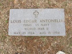 Louis <i>Edgar</i> Antonelli