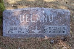 Lyle William Delano