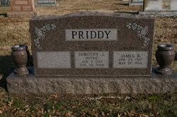 Dottie Jean <i>Hayse</i> Priddy