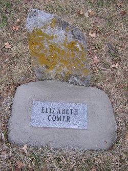 Elizabeth <i>York</i> Comer