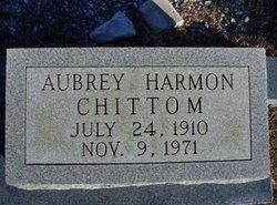 Aubrey <i>Harmon</i> Chittom