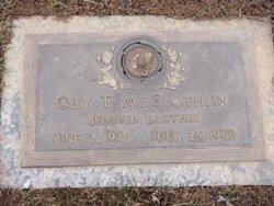 Guy Thomas McGlothlin