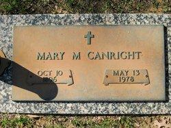 Mary Myrtle Bert <i>Taylor</i> Canright