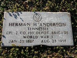 Herman Howard Anderson
