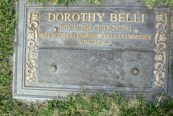 Dorothy <i>Edwards</i> Belli