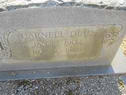 Carnell Dial