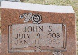 John S Brown