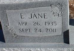 Emma Jane <i>Wolf</i> Avery