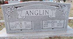Jack D Anglin