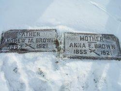 Anna E. <i>Gruble</i> Brown