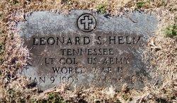 Leonard Starbuck Helm