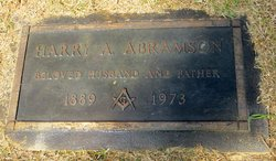Harry Alfred Abramson