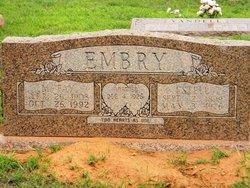 Minnie Fay Fay <i>Jones</i> Embry