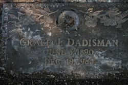 Grace Irene <i>Langford</i> Dadisman
