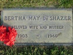 Bertha King Deshazer