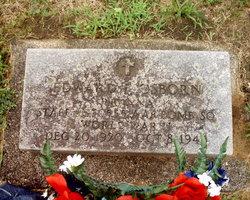 Edward F Osborn