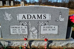 Thomas E Tom Adams, Jr