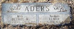 Bethel Rhoda <i>Blake</i> Aders