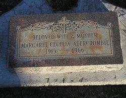 Margaret Cecelia Abercromie