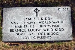 Bernice Louise <i>Wild</i> Kidd