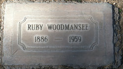 Ruby <i>Anderson</i> Woodmansee