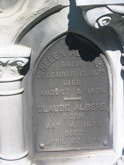 Claude Henry Albers